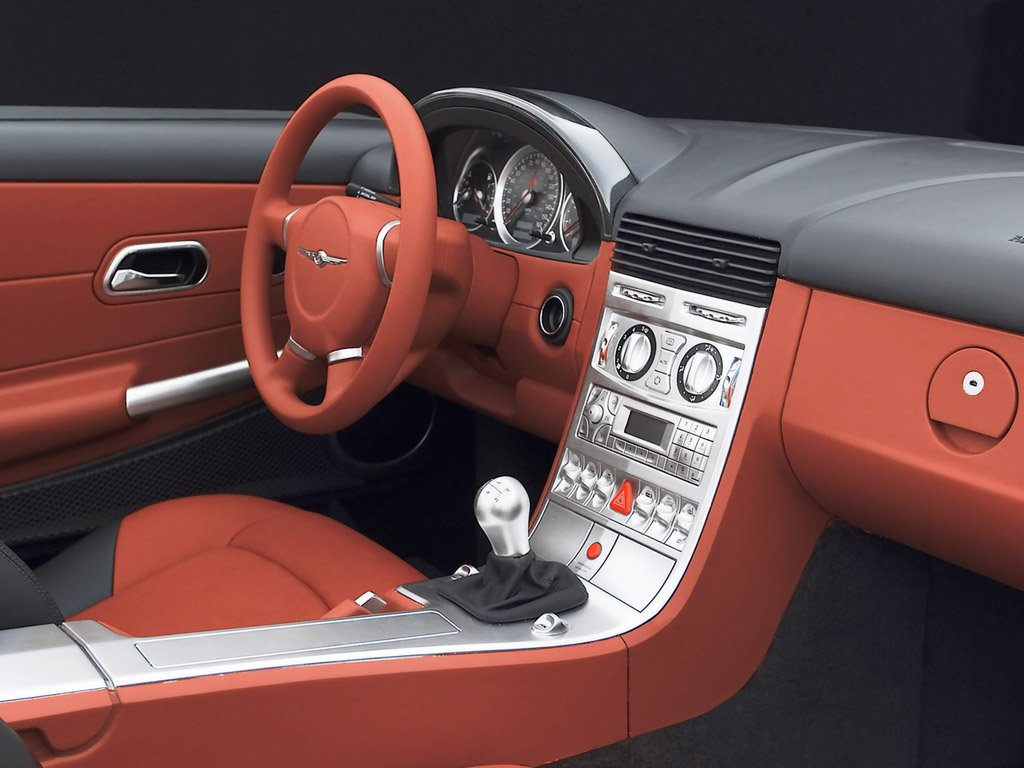 Chrysler Crossfire 2003 - 2007 Coupe #7