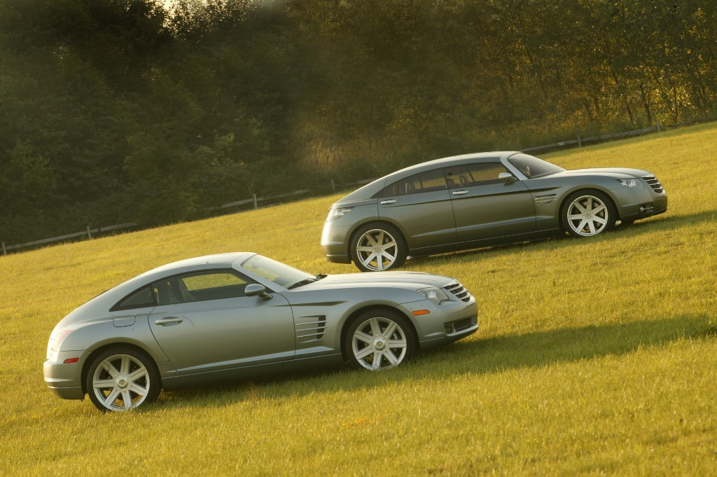 Chrysler Crossfire 2003 - 2007 Coupe #1