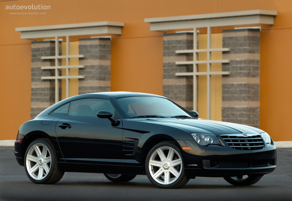 Chrysler Crossfire 2003 - 2007 Coupe #3
