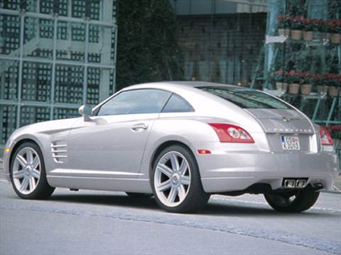 Chrysler Crossfire 2003 - 2007 Coupe #4