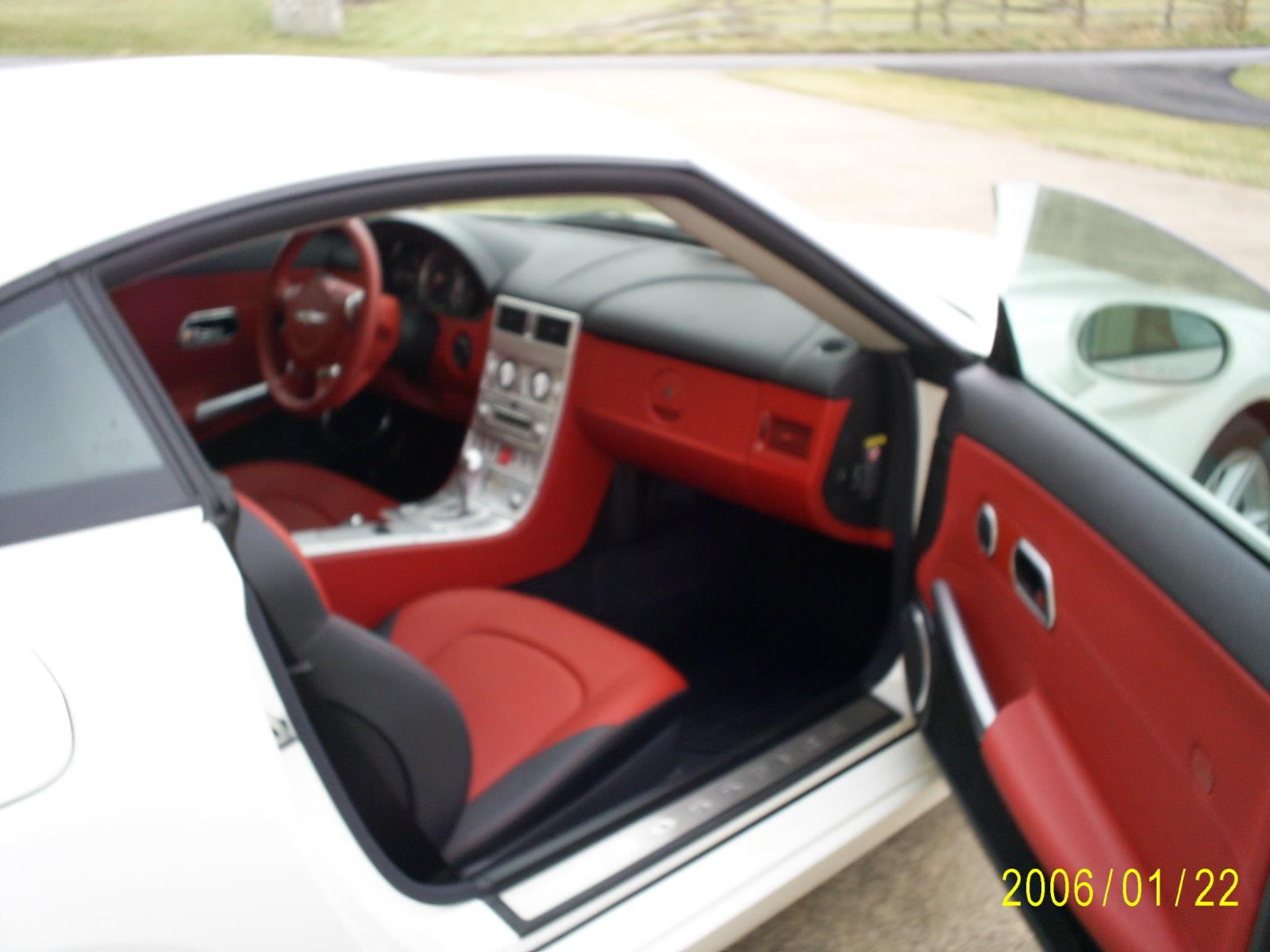 Chrysler Crossfire 2003 - 2007 Cabriolet #2