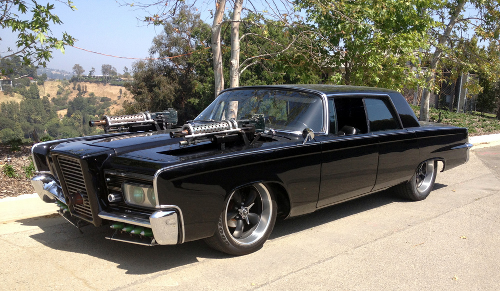 Chrysler Imperial Crown 1963 - 1965 Coupe-Hardtop #3