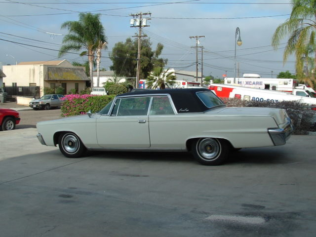 Chrysler Imperial Crown 1963 - 1965 Coupe-Hardtop #7