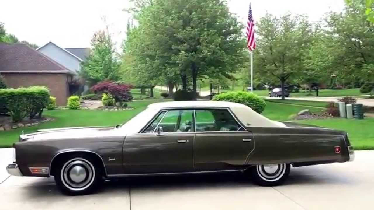 Chrysler Imperial Iv 1969 1973 Coupe Hardtop