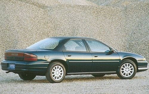 Chrysler Intrepid I 1993 - 1997 Sedan #3