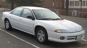 Chrysler Intrepid I 1993 - 1997 Sedan #4