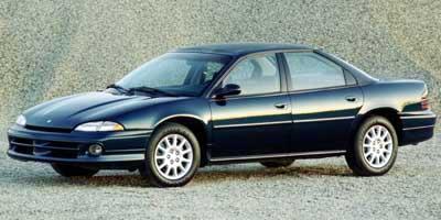 Chrysler Intrepid I 1993 - 1997 Sedan #2