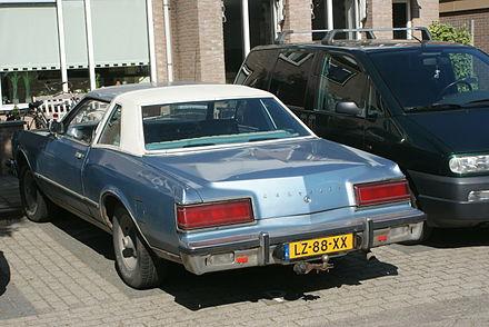 Chrysler LeBaron II 1981 - 1989 Coupe #2