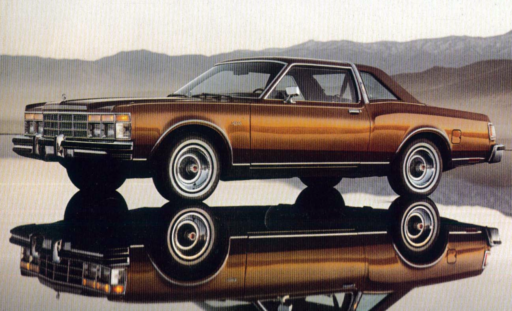 Chrysler LeBaron II 1981 - 1989 Coupe #1