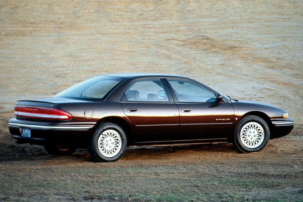 Chrysler LHS I 1993 - 1997 Sedan #4