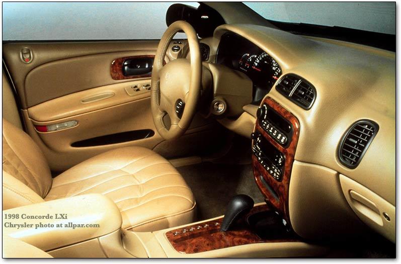 Chrysler LHS I 1993 - 1997 Sedan #3