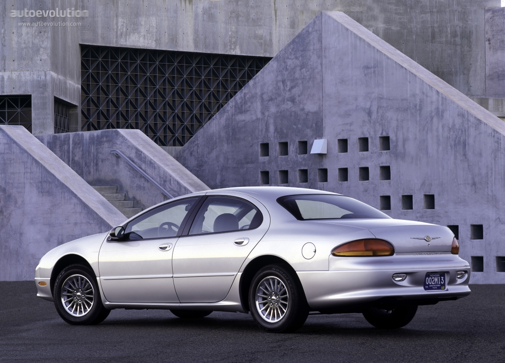 Chrysler LHS II 1998 - 2001 Sedan #2