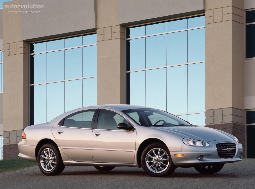 Chrysler LHS II 1998 - 2001 Sedan #1