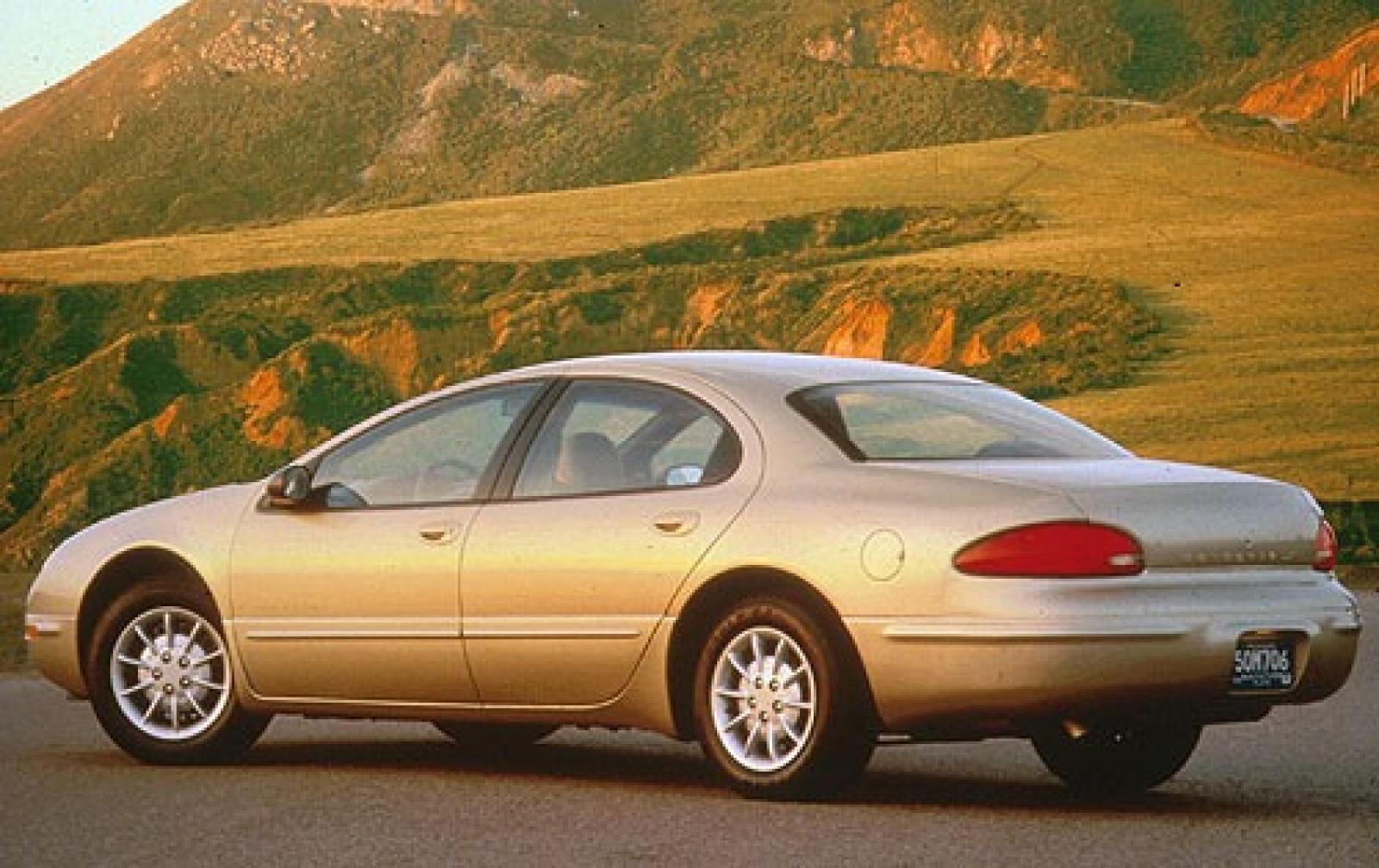 Chrysler LHS II 1998 - 2001 Sedan #3