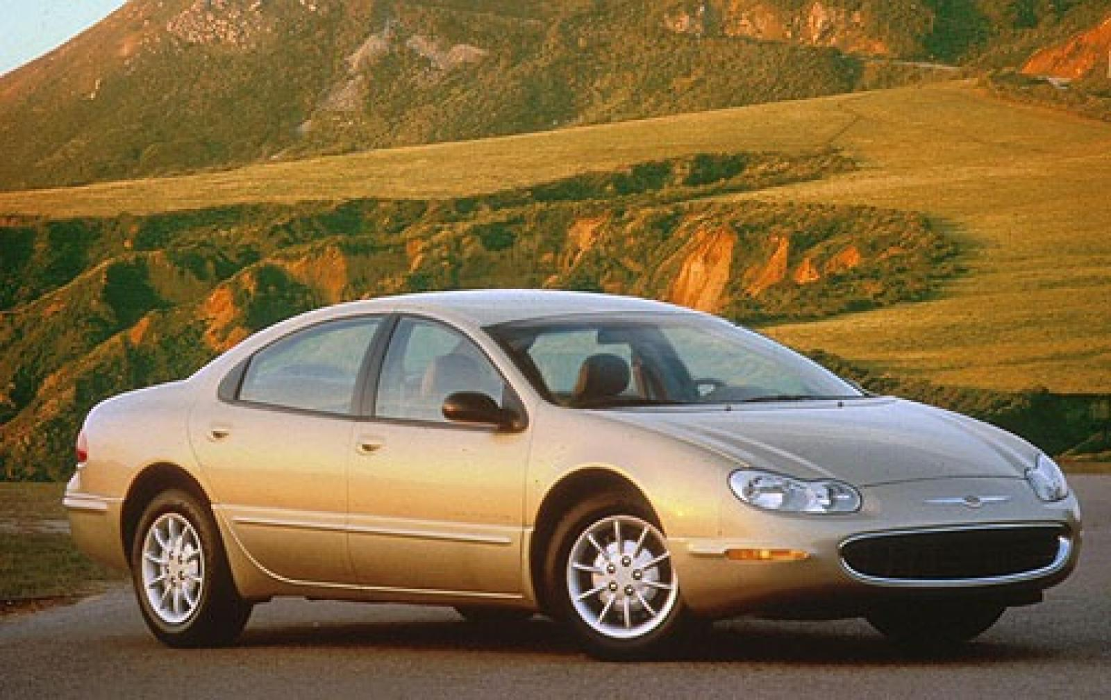 Chrysler LHS II 1998 - 2001 Sedan #4