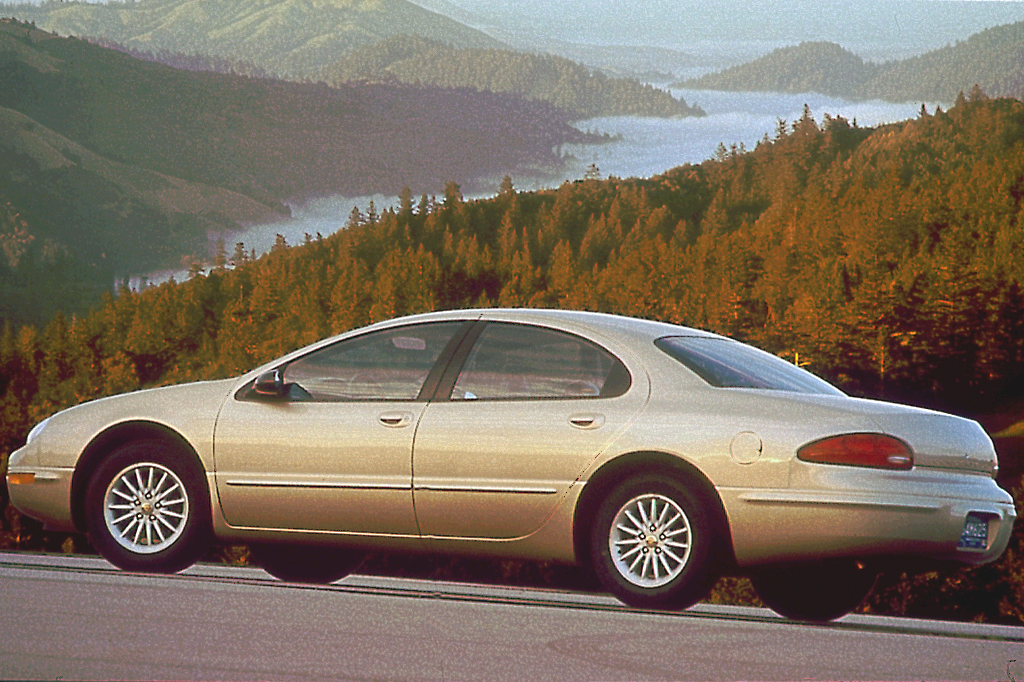 Chrysler LHS II 1998 - 2001 Sedan #5