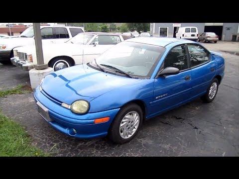 Chrysler Neon I 1994 - 1999 Sedan #3