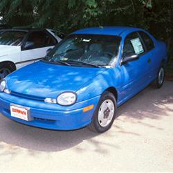 Chrysler Neon I 1994 - 1999 Sedan #4