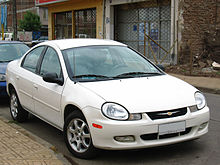 Chrysler Neon II 1999 - 2004 Sedan #6