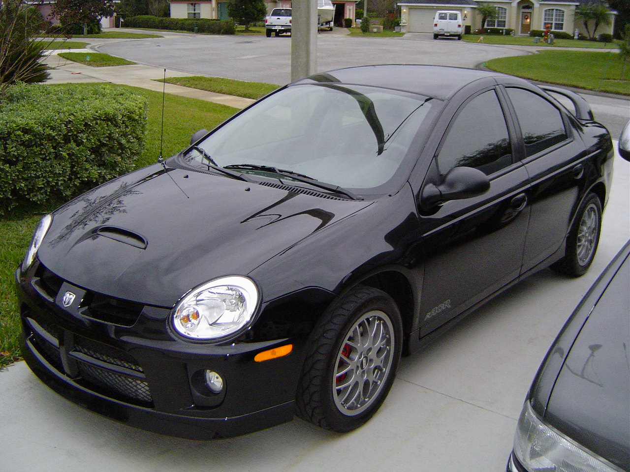 Chrysler Neon II 1999 - 2004 Sedan #7
