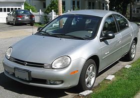 Chrysler Neon II 1999 - 2004 Sedan #5