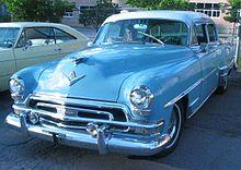 Chrysler New Yorker III 1949 - 1954 Sedan #8