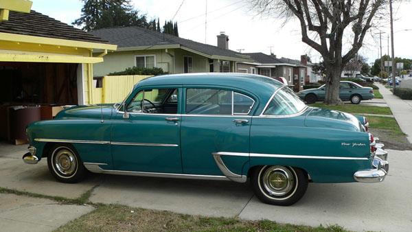 Chrysler New Yorker III 1949 - 1954 Sedan #5