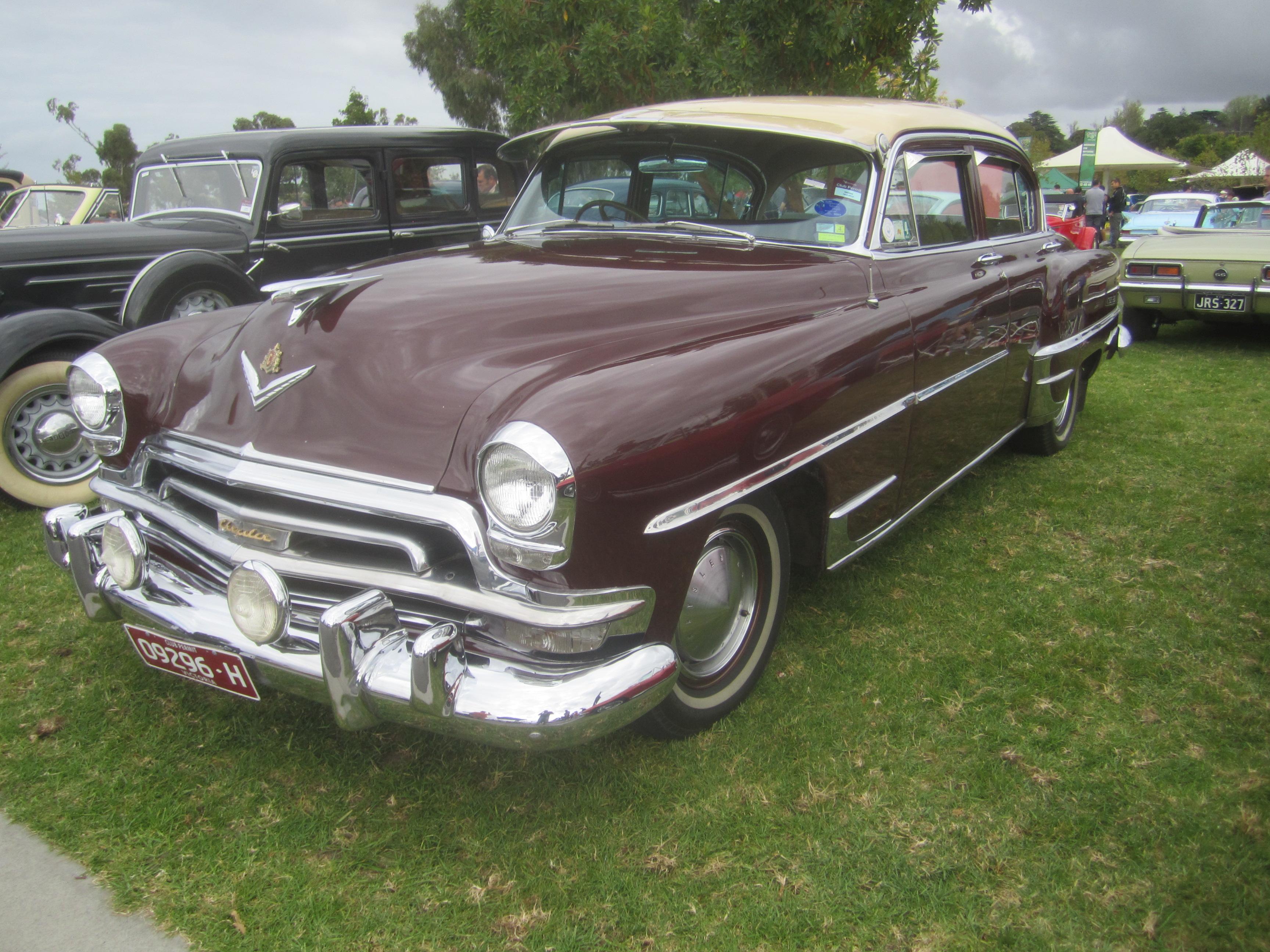 Chrysler New Yorker III 1949 - 1954 Sedan #3