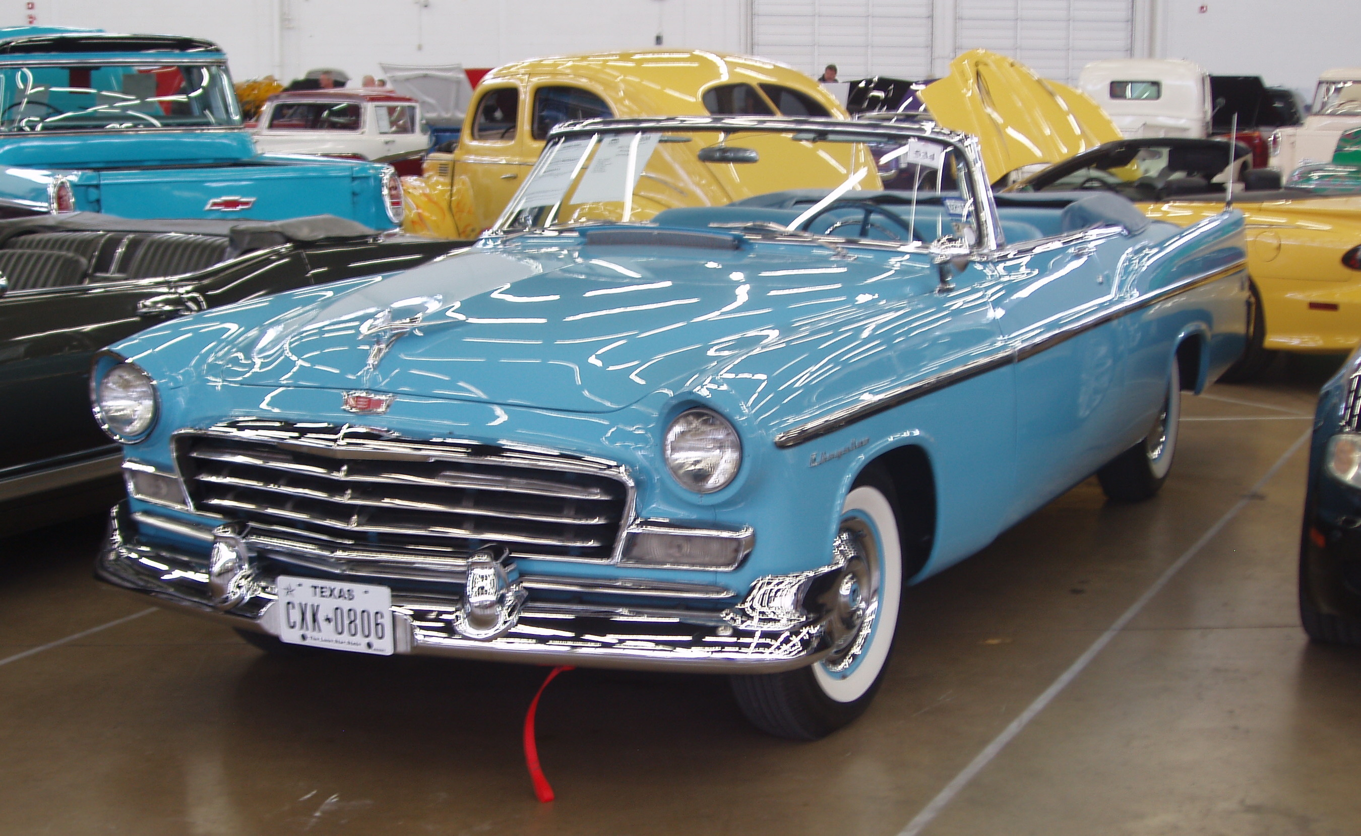 Chrysler New Yorker IV 1955 - 1956 Coupe-Hardtop #3