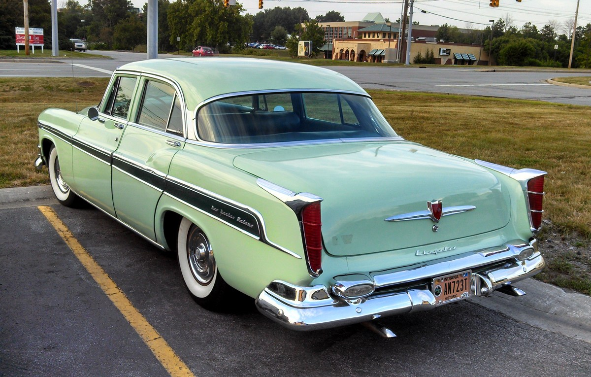 Chrysler New Yorker IV 1955 - 1956 Coupe-Hardtop #4