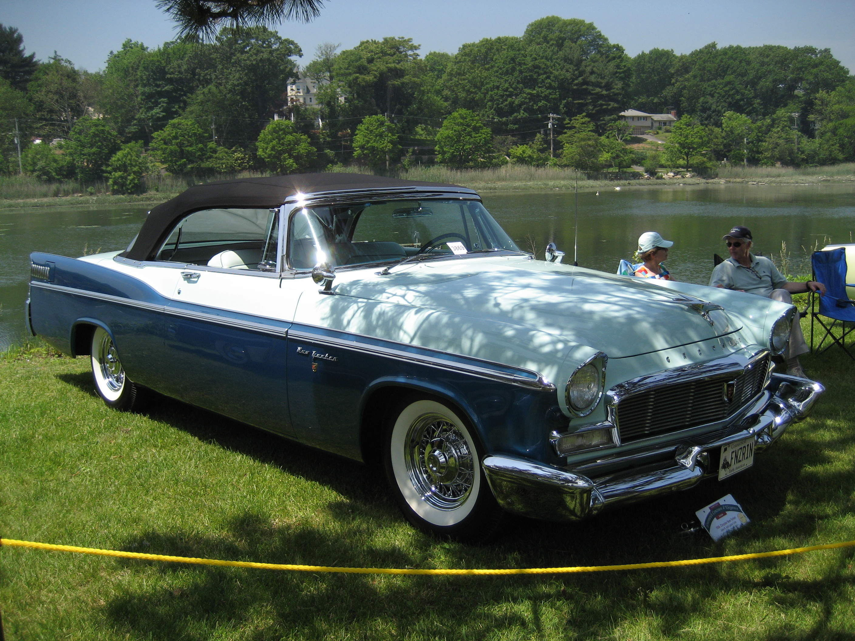 Chrysler New Yorker IV 1955 - 1956 Coupe-Hardtop #1