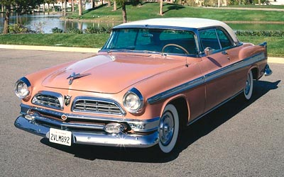 Chrysler New Yorker IV 1955 - 1956 Coupe-Hardtop #8