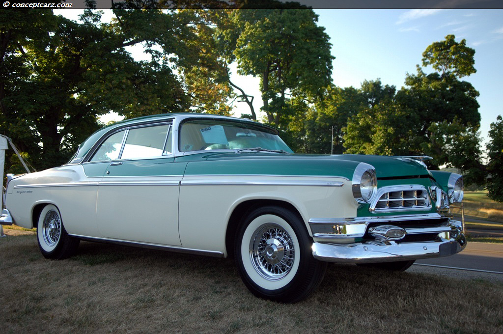 Chrysler New Yorker IV 1955 - 1956 Coupe-Hardtop #6