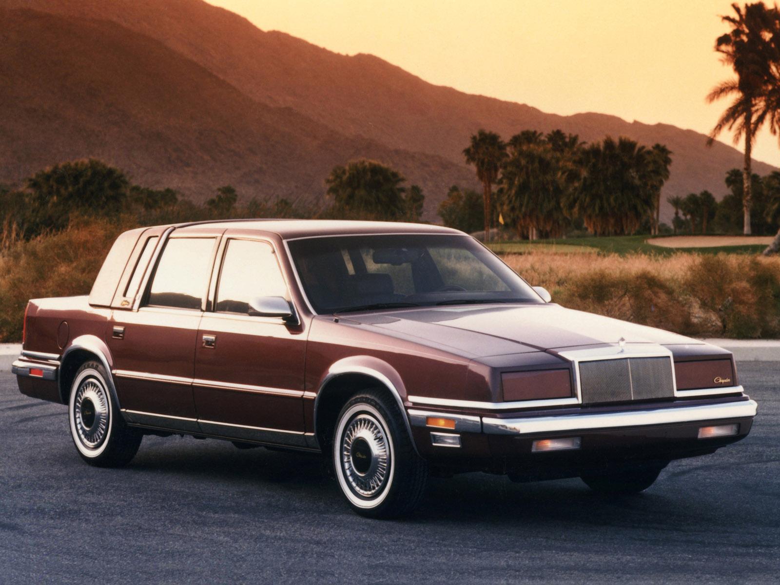 Chrysler New Yorker XIV 1994 - 1996 Sedan #3