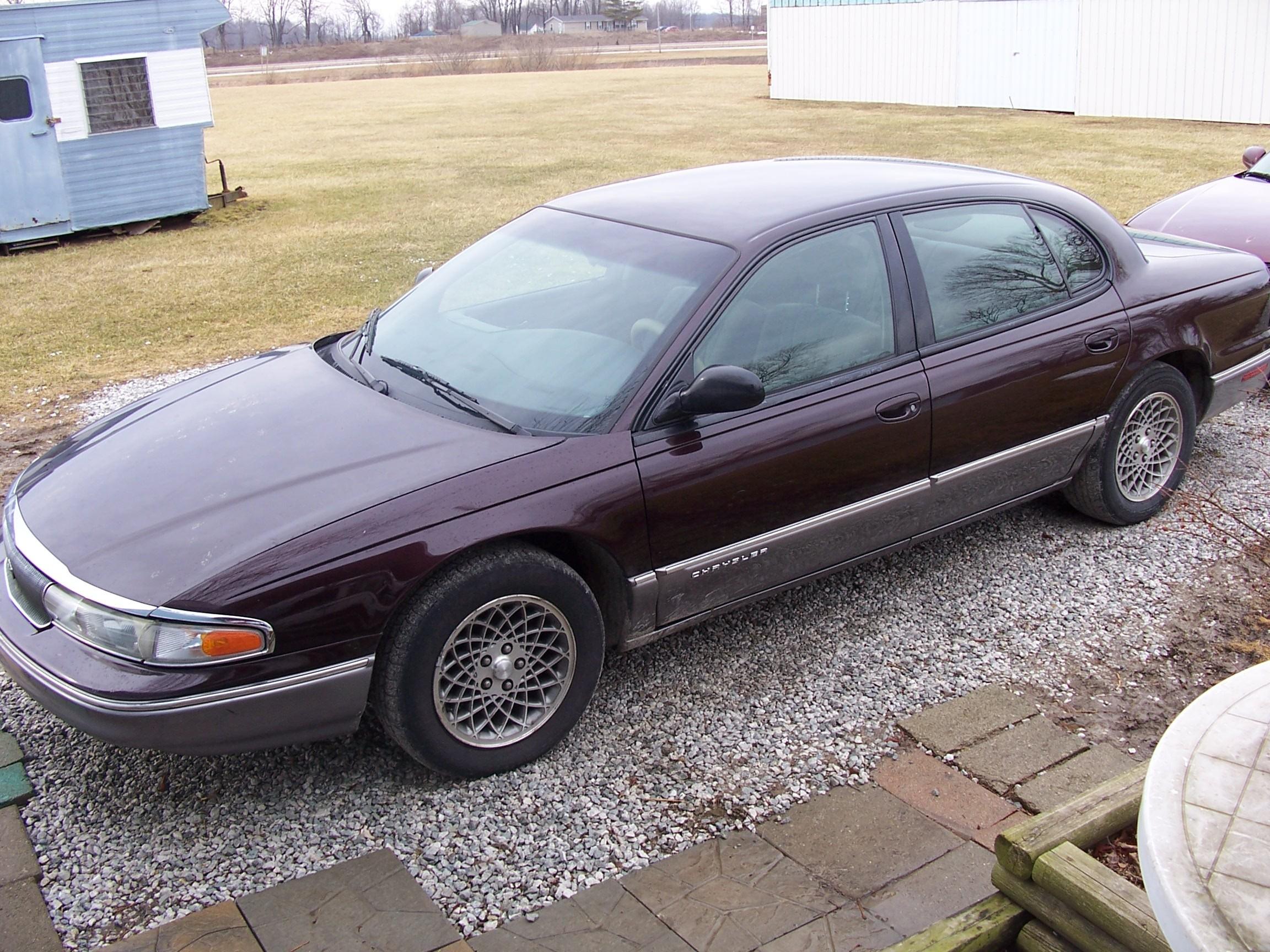 Chrysler New Yorker XIV 1994 - 1996 Sedan #4