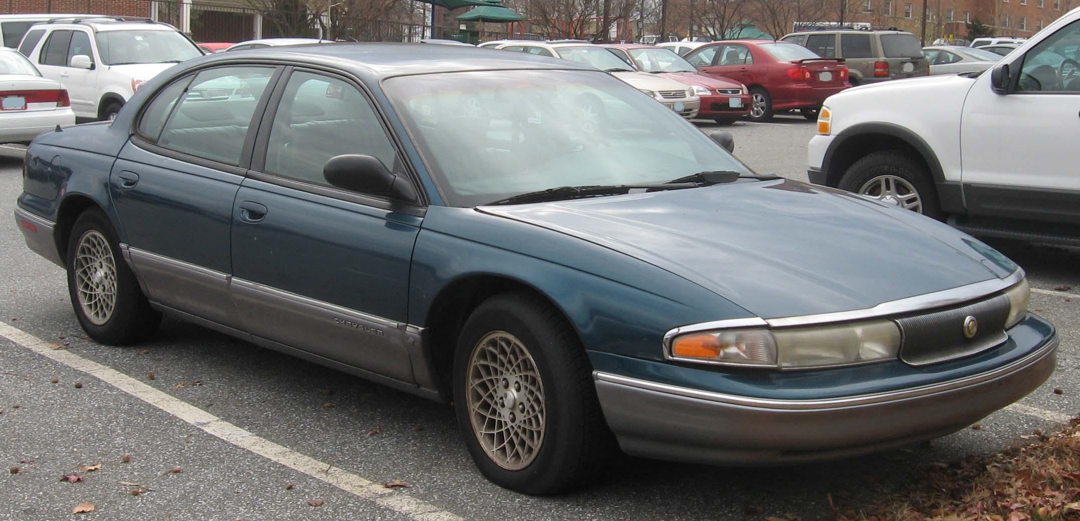 Chrysler New Yorker XIV 1994 - 1996 Sedan #6