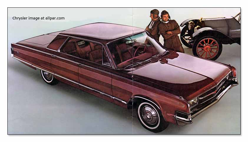 Chrysler Newport V 1968 - 1973 Coupe-Hardtop #6