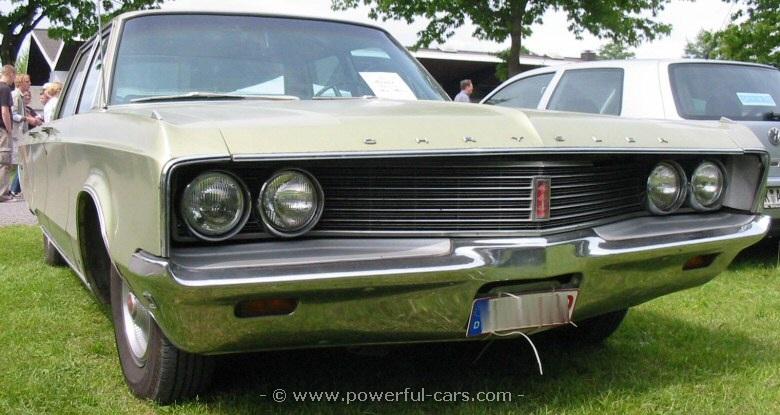 Chrysler Newport V 1968 - 1973 Sedan #3