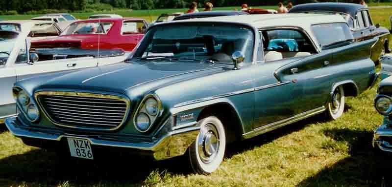 Chrysler Newport V 1968 - 1973 Sedan #6