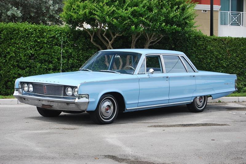 Chrysler Newport VI 1973 - 1978 Sedan #4