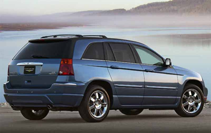 Chrysler Pacifica CS 2003 - 2008 SUV 5 door #1