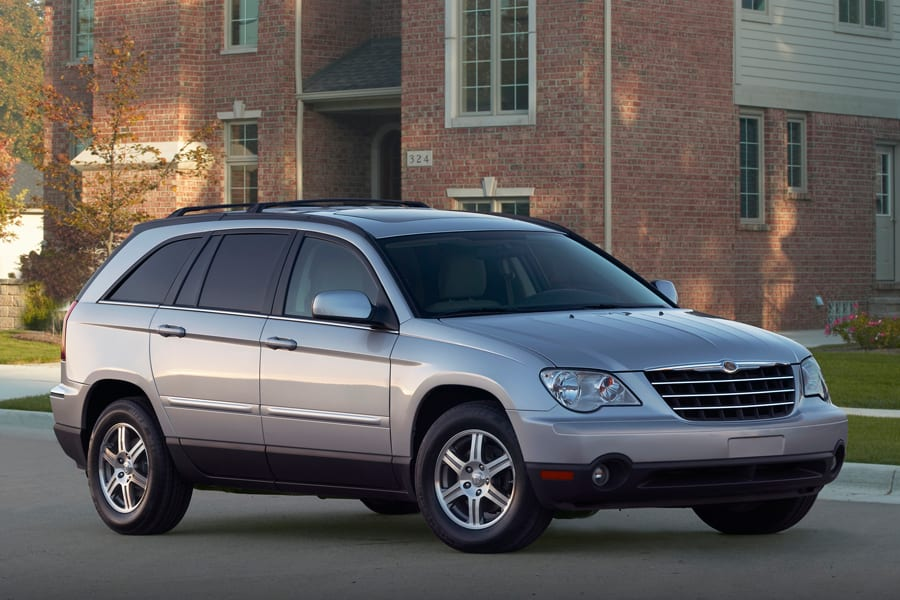Chrysler Pacifica CS 2003 - 2008 SUV 5 door #6