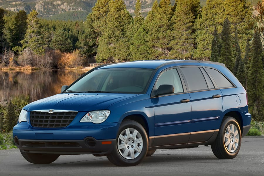 Chrysler Pacifica CS 2003 - 2008 SUV 5 door #8