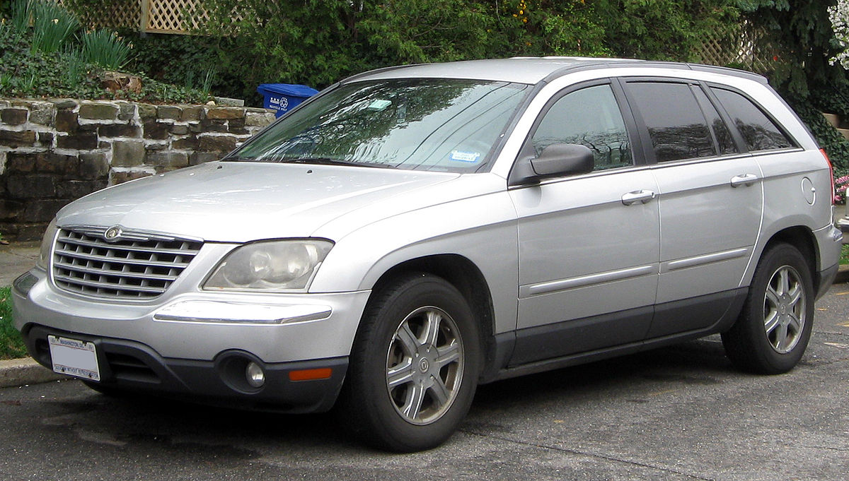 Chrysler Pacifica CS 2003 - 2008 SUV 5 door #7