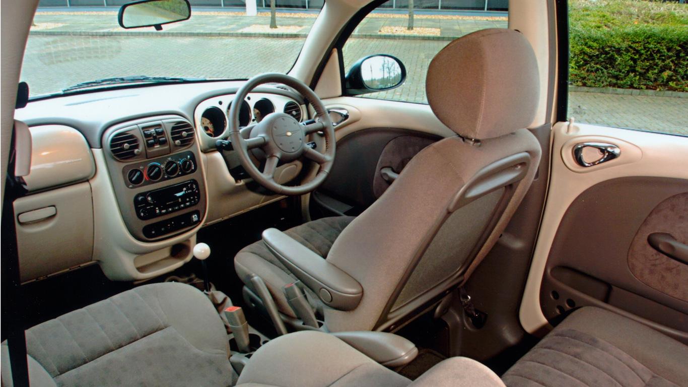 Chrysler PT Cruiser 2000 - 2010 Cabriolet #4