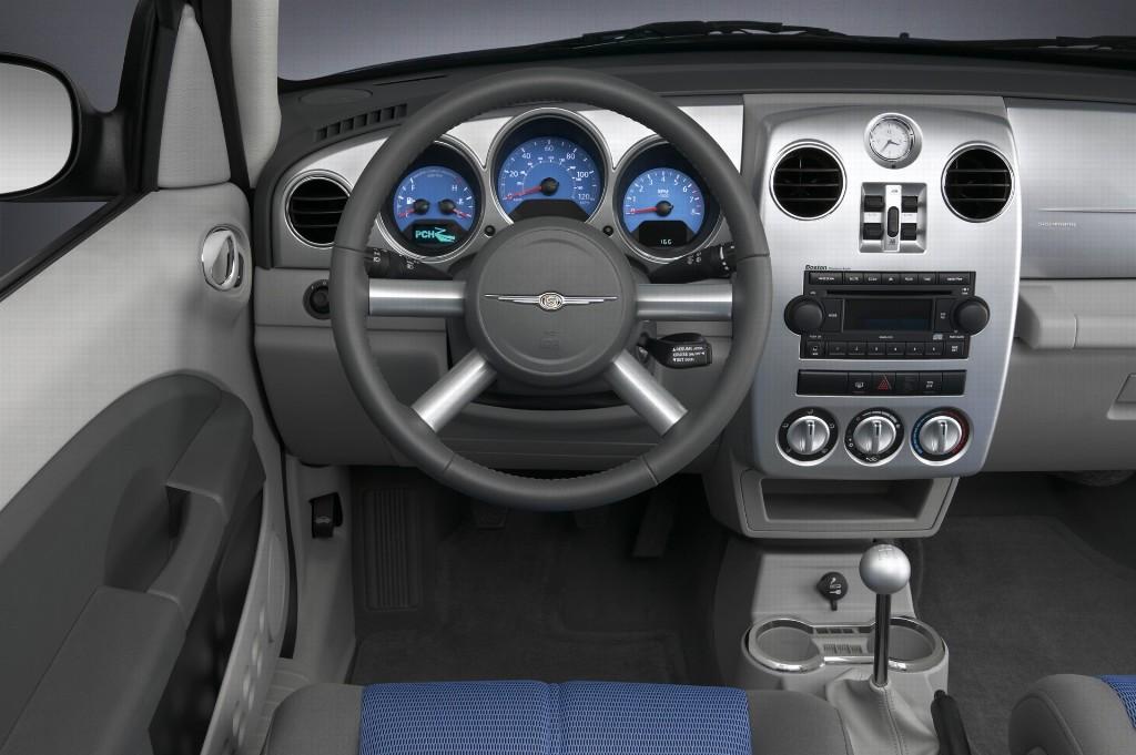 Chrysler PT Cruiser 2000 - 2010 Cabriolet #6