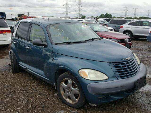 Chrysler PT Cruiser 2000 - 2010 Station wagon 5 door #4
