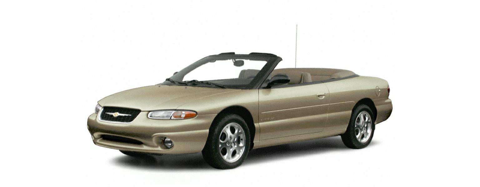 Chrysler Sebring I 1995 - 2000 Cabriolet #1