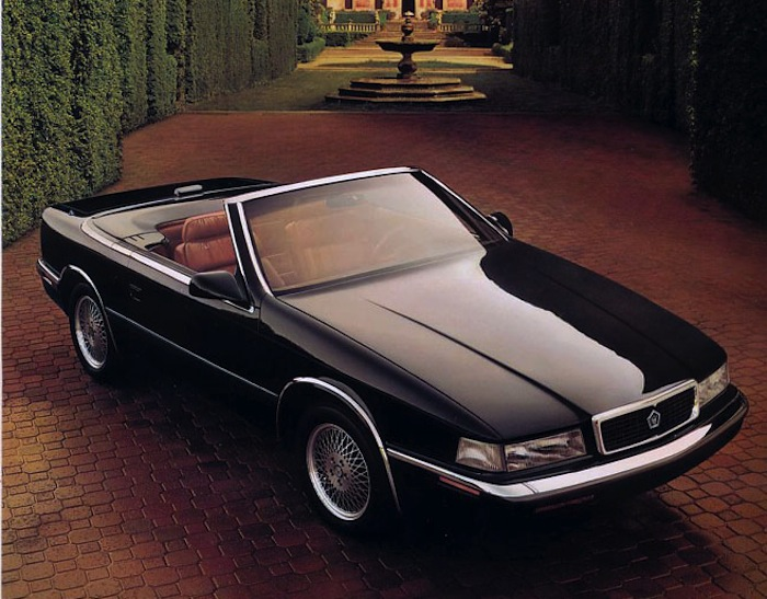 Chrysler TC by Maserati 1989 - 1991 Cabriolet #4