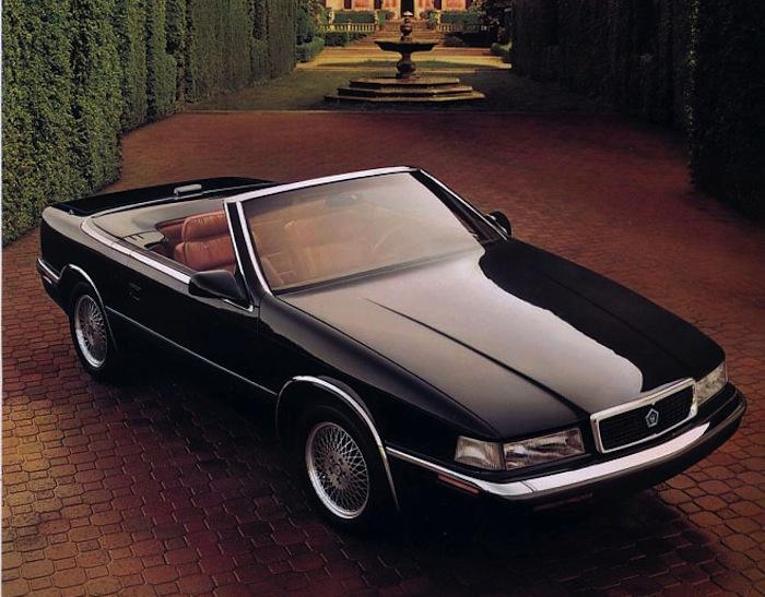 Chrysler TC by Maserati 1989 - 1991 Cabriolet #5